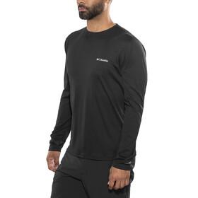 Columbia Zero Rules - T-shirt manches longues Homme - noir